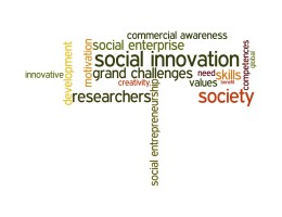 Some words and phrases associated with social innovation