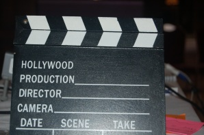 Camera, lights, action!