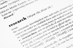 Research in definition