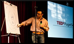 Simon Sinek: Start with why by marcoderksen CC BY-NC 2.0
