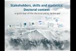 doctoral landscapethedigitaldoctoratepolicy landscape for doctoral studiesProgression exam preziFinal leg of the doctorate