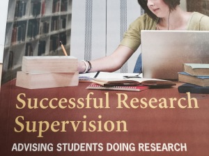 Successful supervision of research