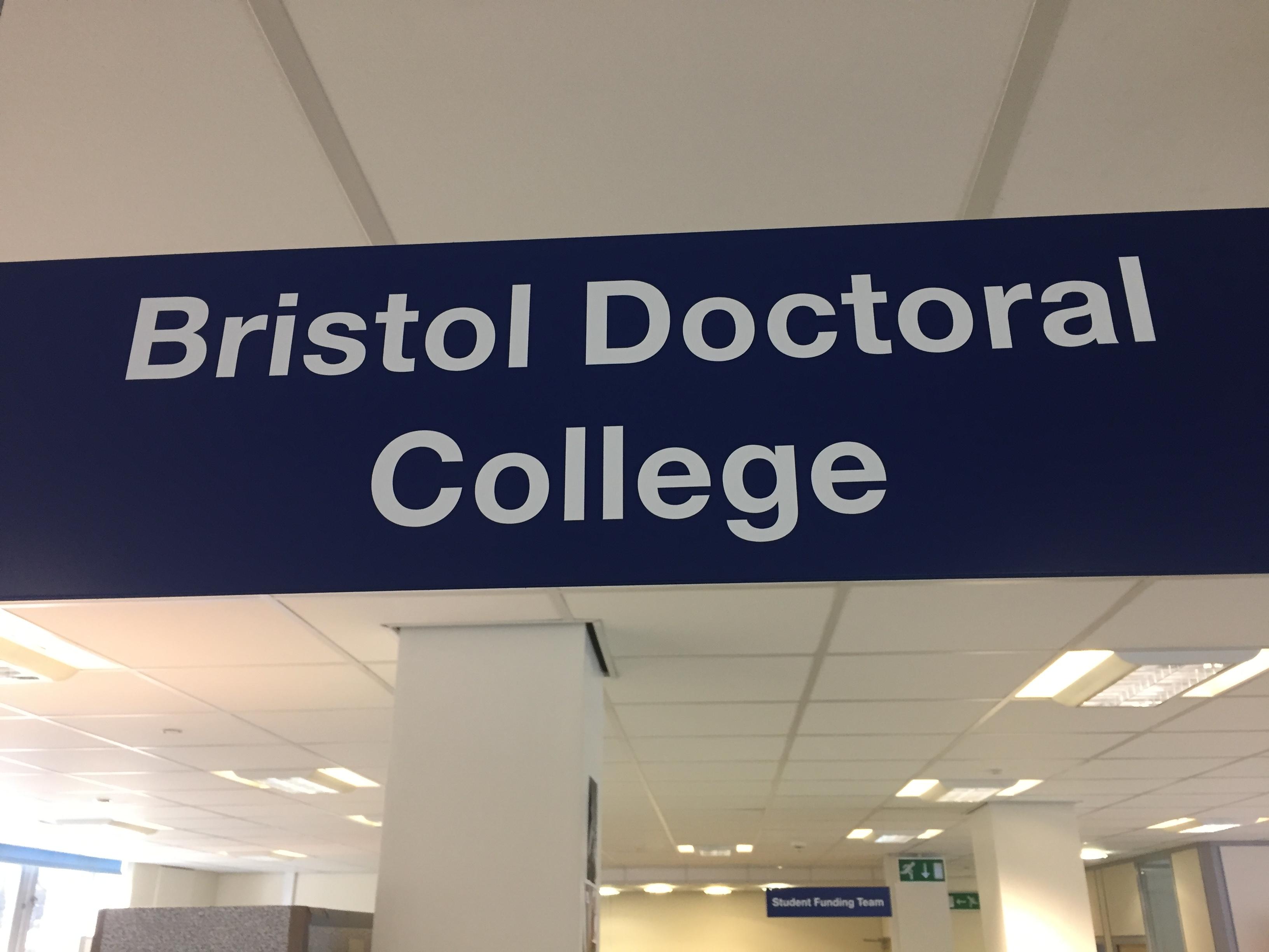 Bristol Doctoral Collegethedigitaldoctorate